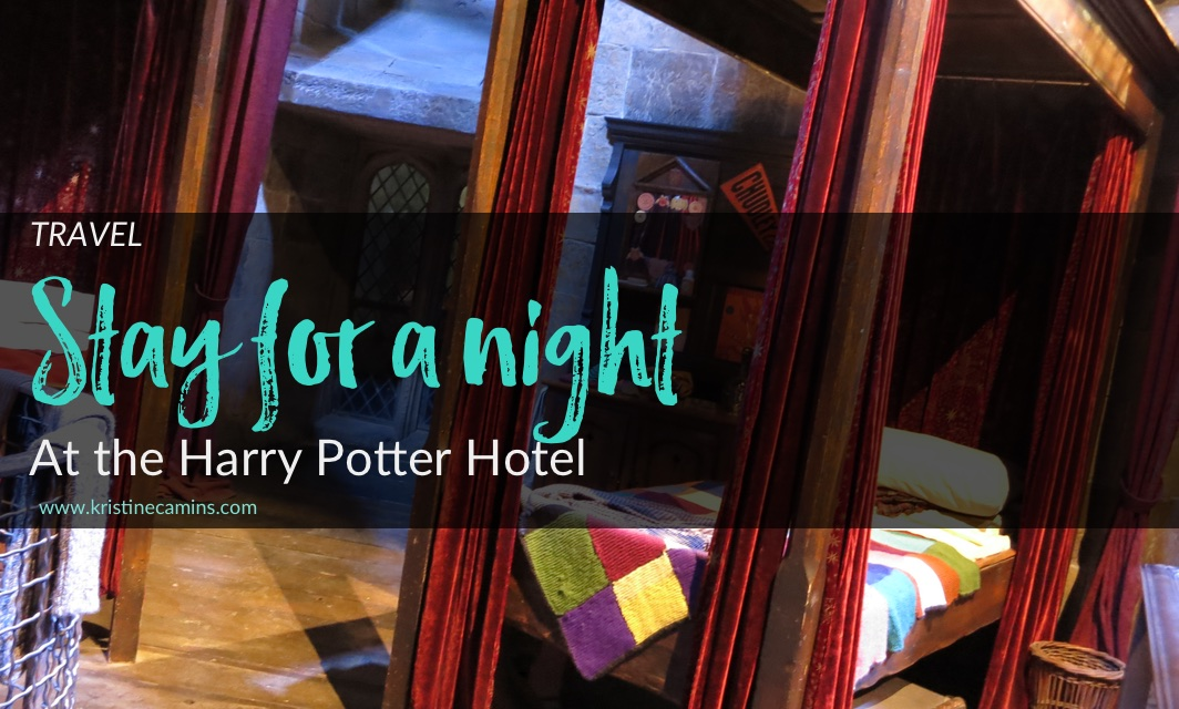 Stay for a Night at the Harry Potter Hotel for Muggles