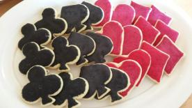 These fabulous cookies were done by a friend of the family!