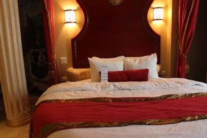 A Roaring Twenties Gala - Roman room at the Fantasyland Hotel
