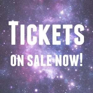 Tickets on sale now - Letters from Pluto: Live Space!