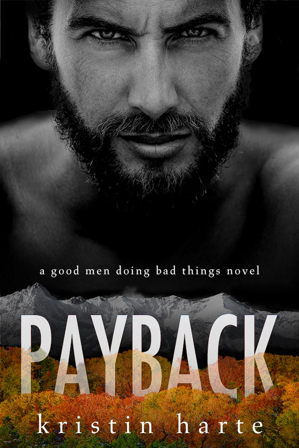 Book cover of Payback by Kristin Harte