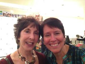 CWA Awards with Samantha