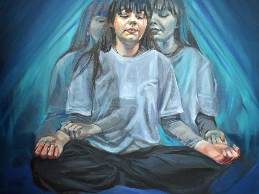 Olivia – The Meditator