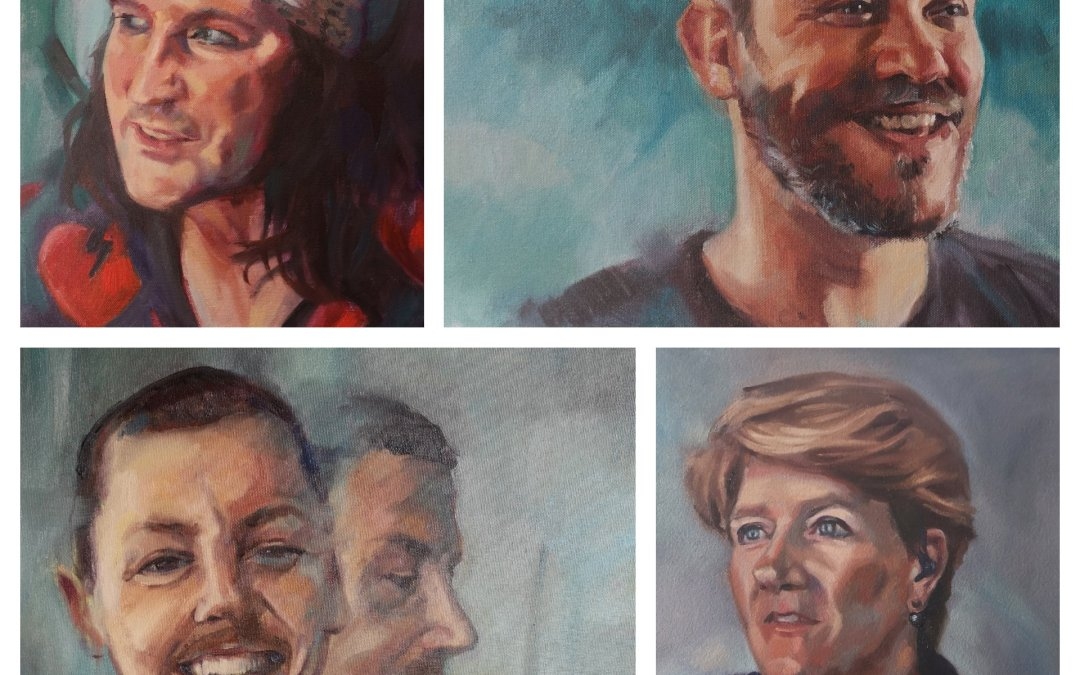 Sky Portrait Artist of the Week – Part two