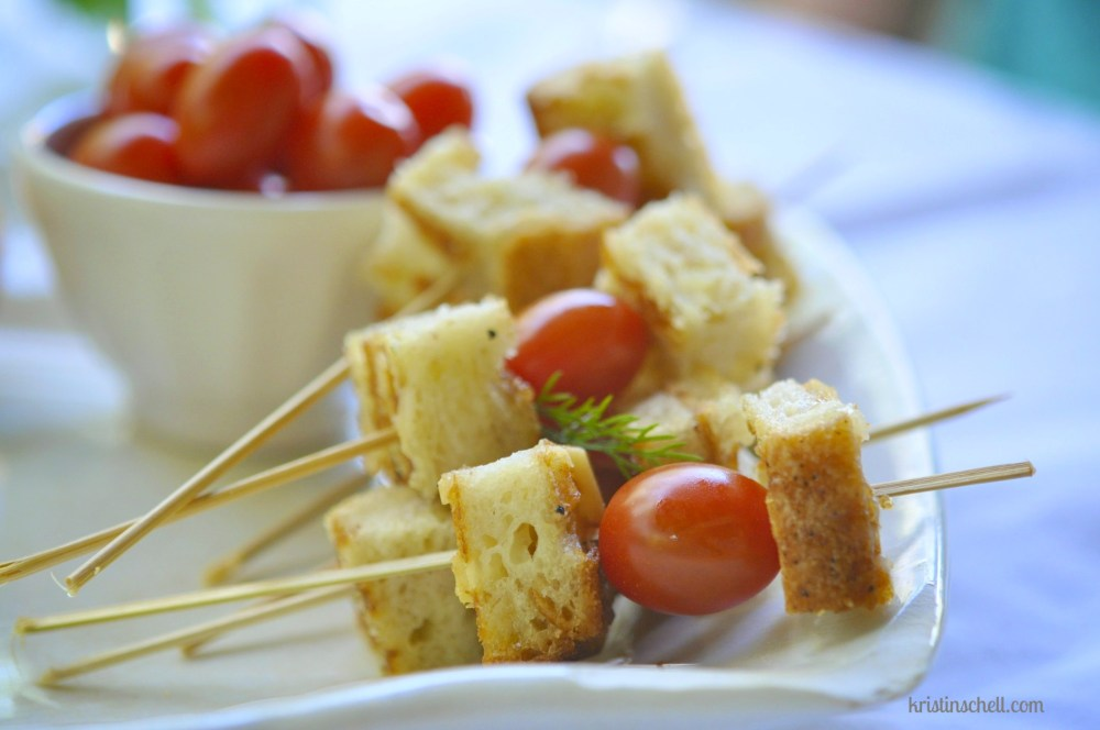 Grilled Cheese Croutons WM