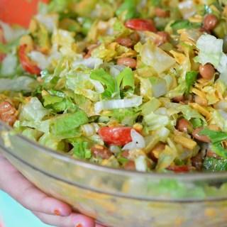 Potluck Fiesta Bean Salad