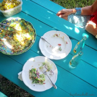 Invitation to The Turquoise Table