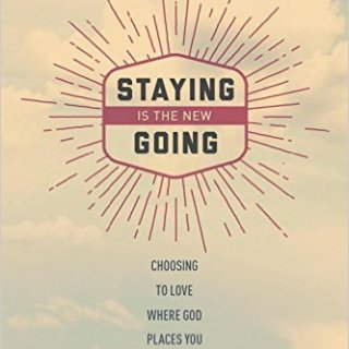 Freebie Friday: Staying is the New Going by Alan Briggs