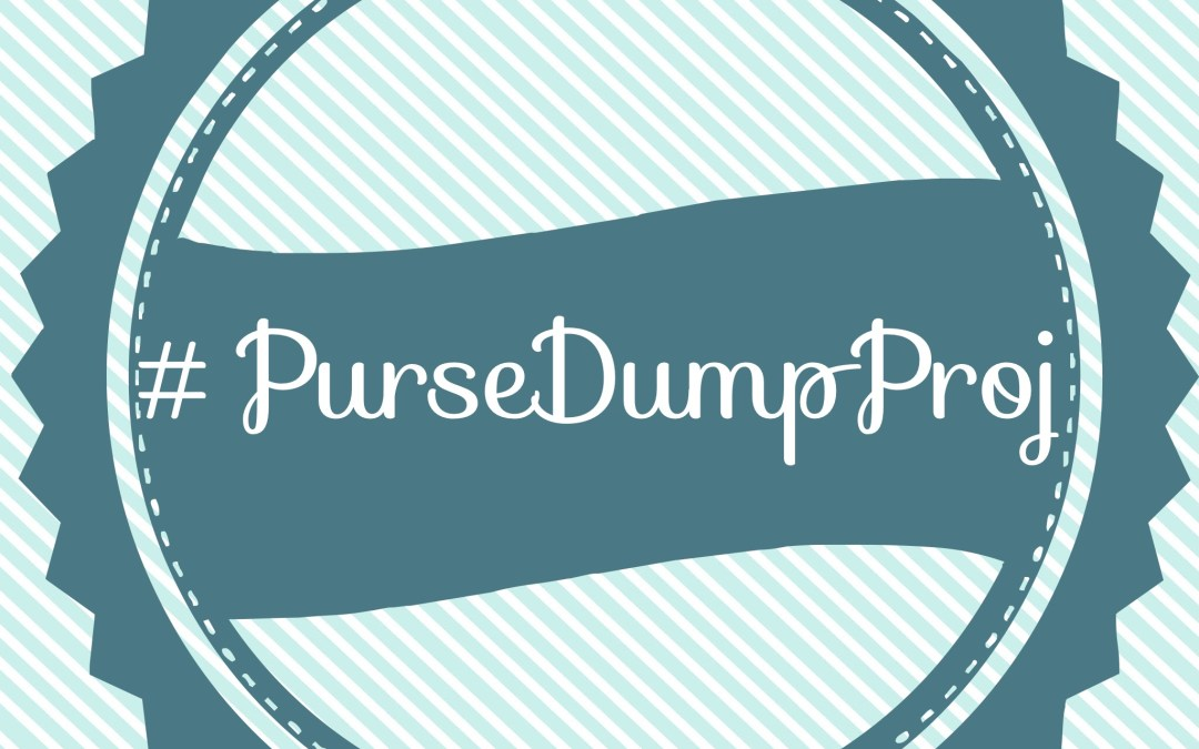 #PurseDumpProj – Tracy Gee