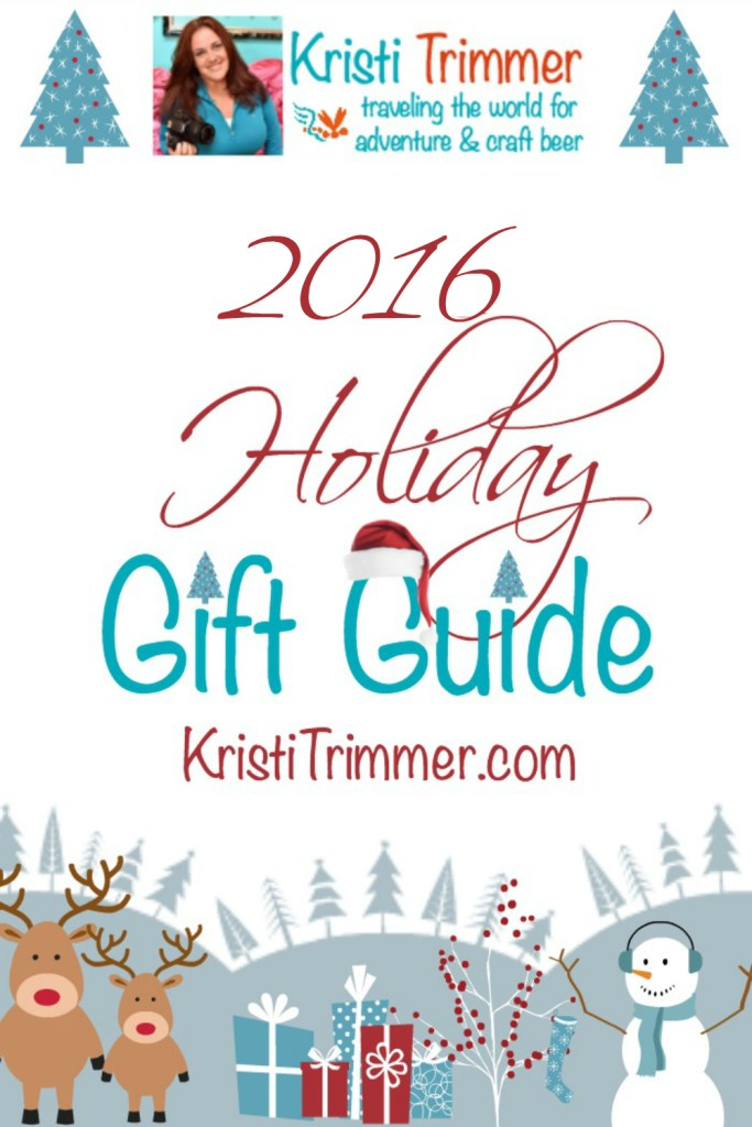 2016 Holiday Gift Guide Guidelines