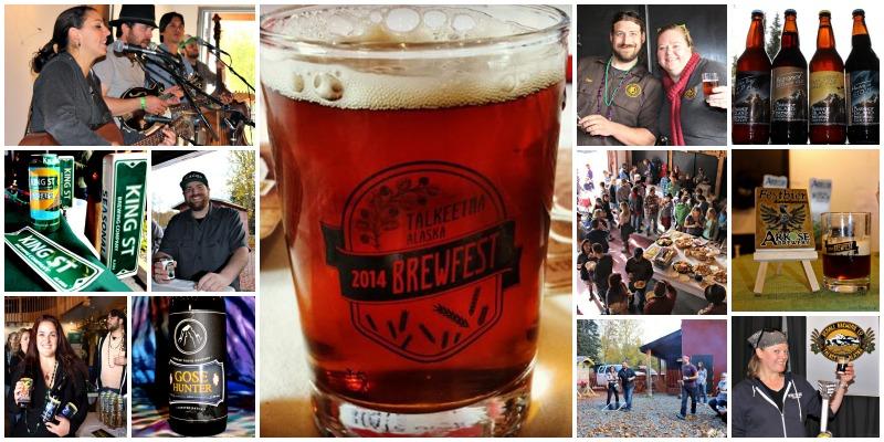Denali Brewing Company Beer Festival