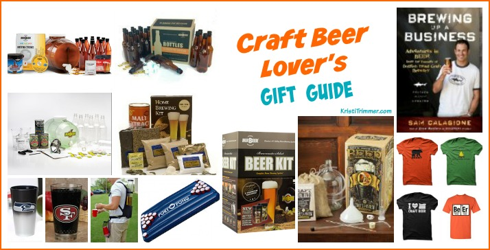 Craft Beer Lover's Gift Guide 2