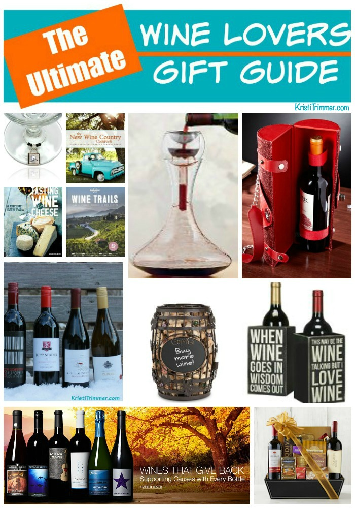 Ultimate Wine Lovers Gift Guide PT