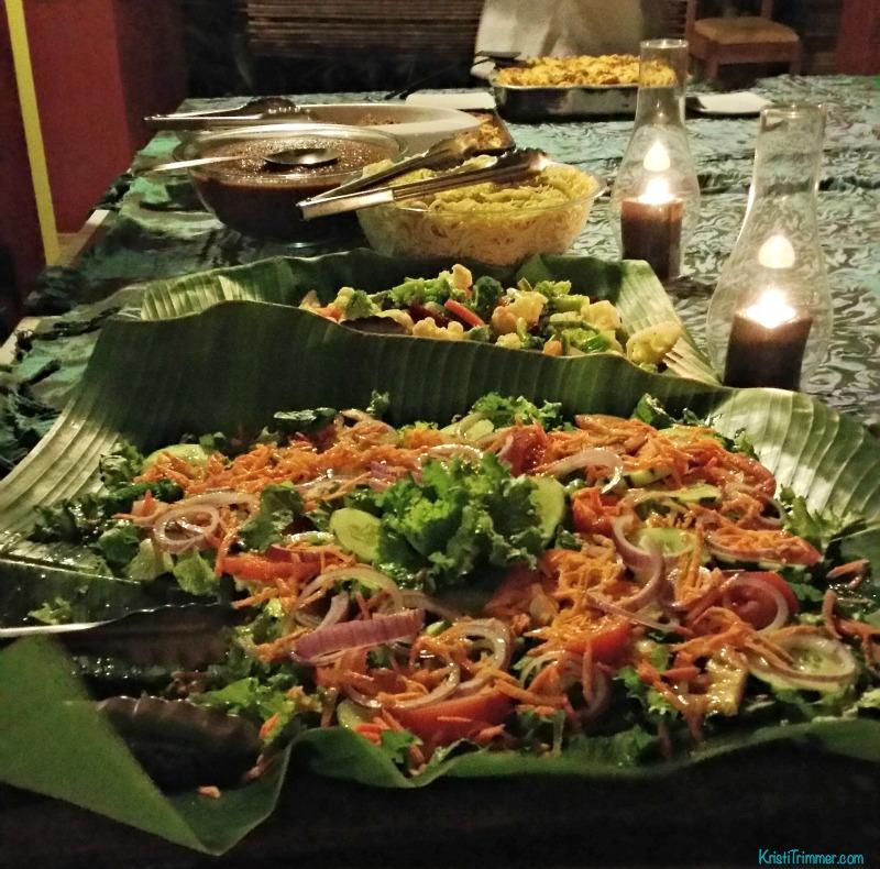 Iguana Lodge_Pasta Night