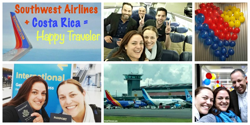 Southwest Airlines Costa Rica feature