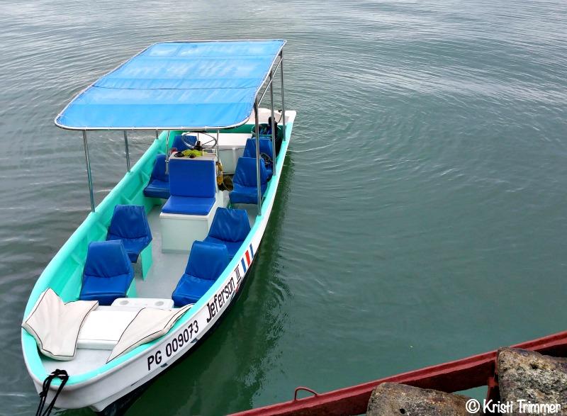 Costa Rica_Dolphin Boat Jeferson