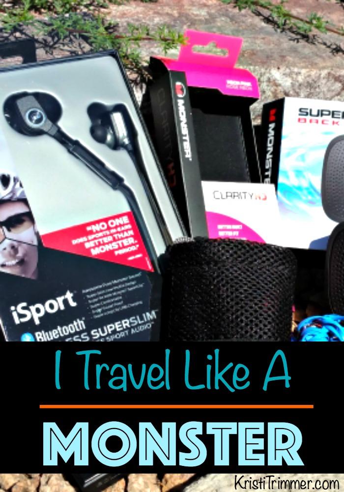 I Travel Like A Monster PT