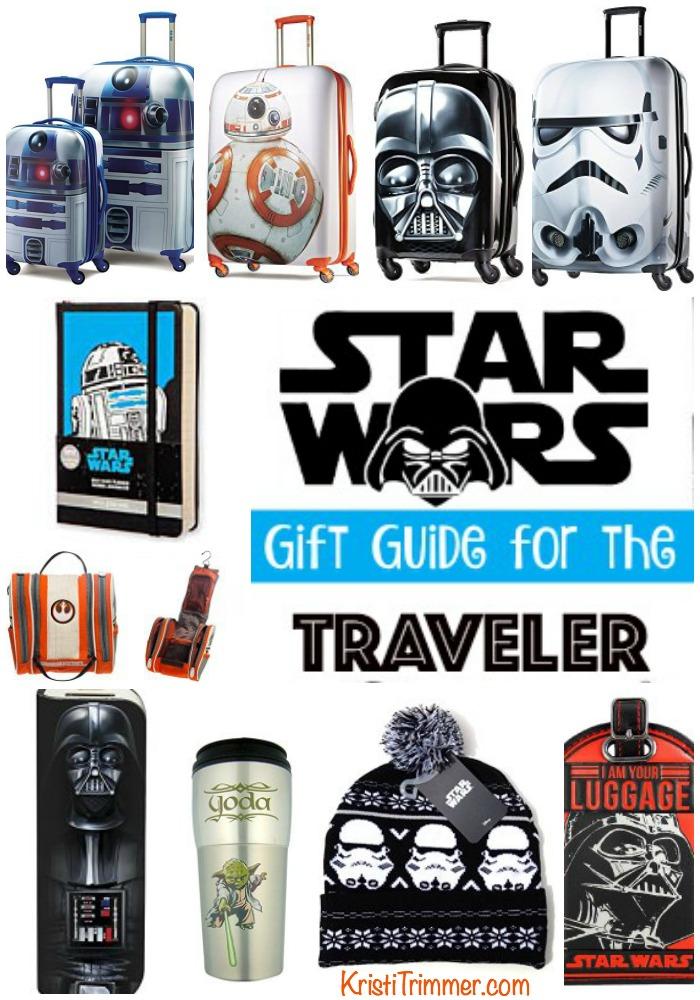 Star Wars Gift Guide for the Traveler