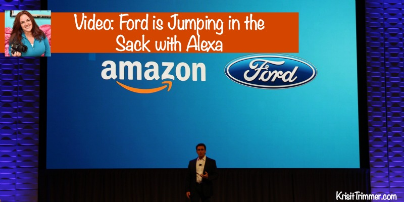 Video- Ford is Jumping in the Sack with Alexa