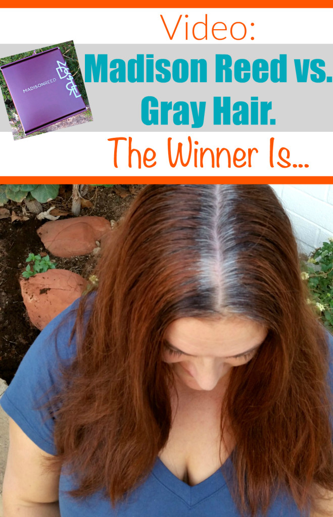 Video- Madison Reed vs. Gray Hair. The Winner Is PT