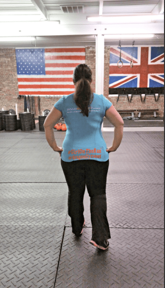 Kristi Crossfit 30 Days