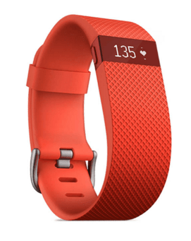 Fitbit Charge Tangerine