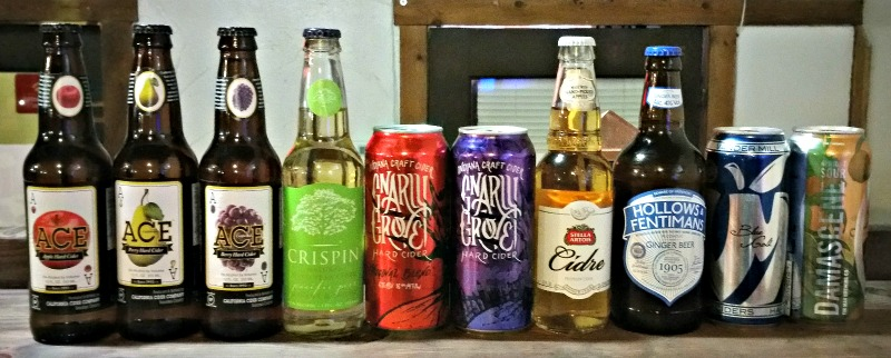 Ciders & Sours