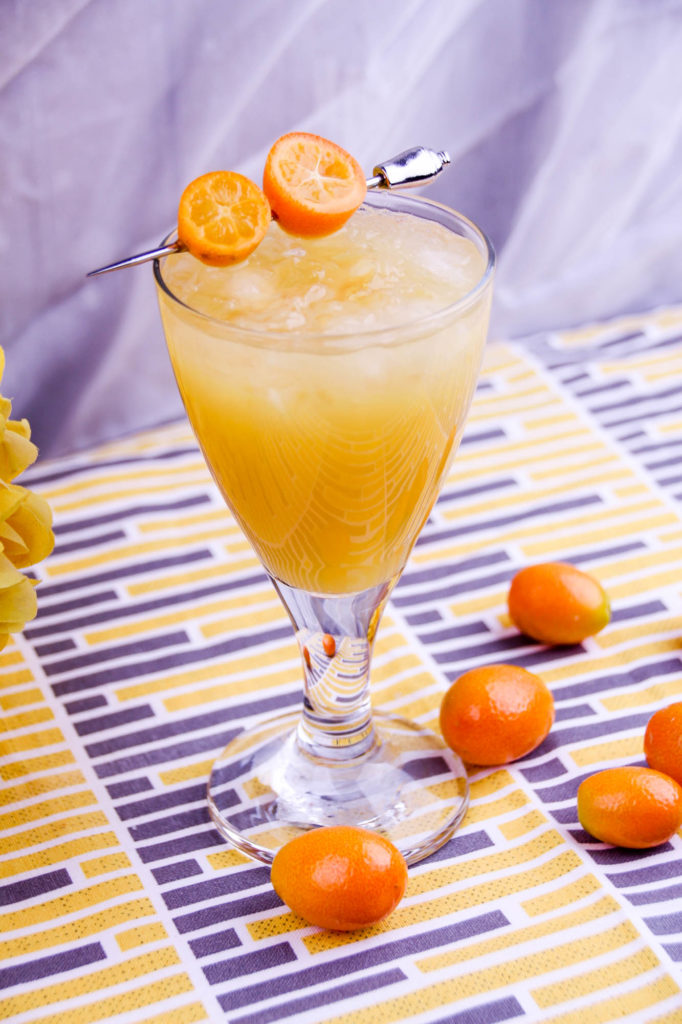 unique rum and oj recipe