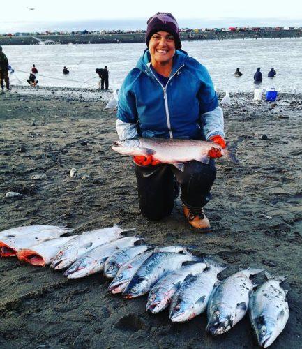 Slayin Salmon in Alaska