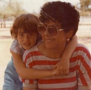 Vicki Lynne & Nanas