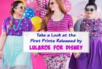 Lularoe Disney Collection