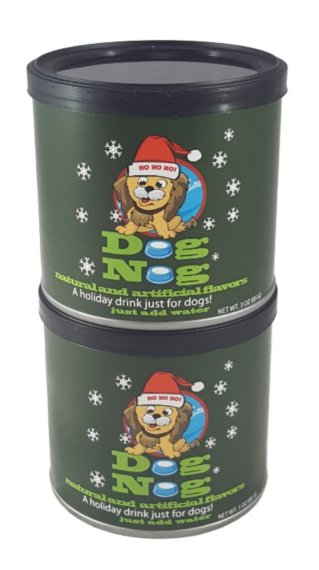 Egg Nog for Dogs