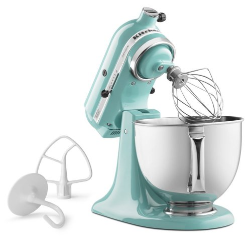 kitchenaid teal blue