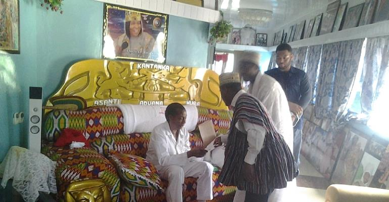 Image result for apostle kwadwo safo kristo asafo