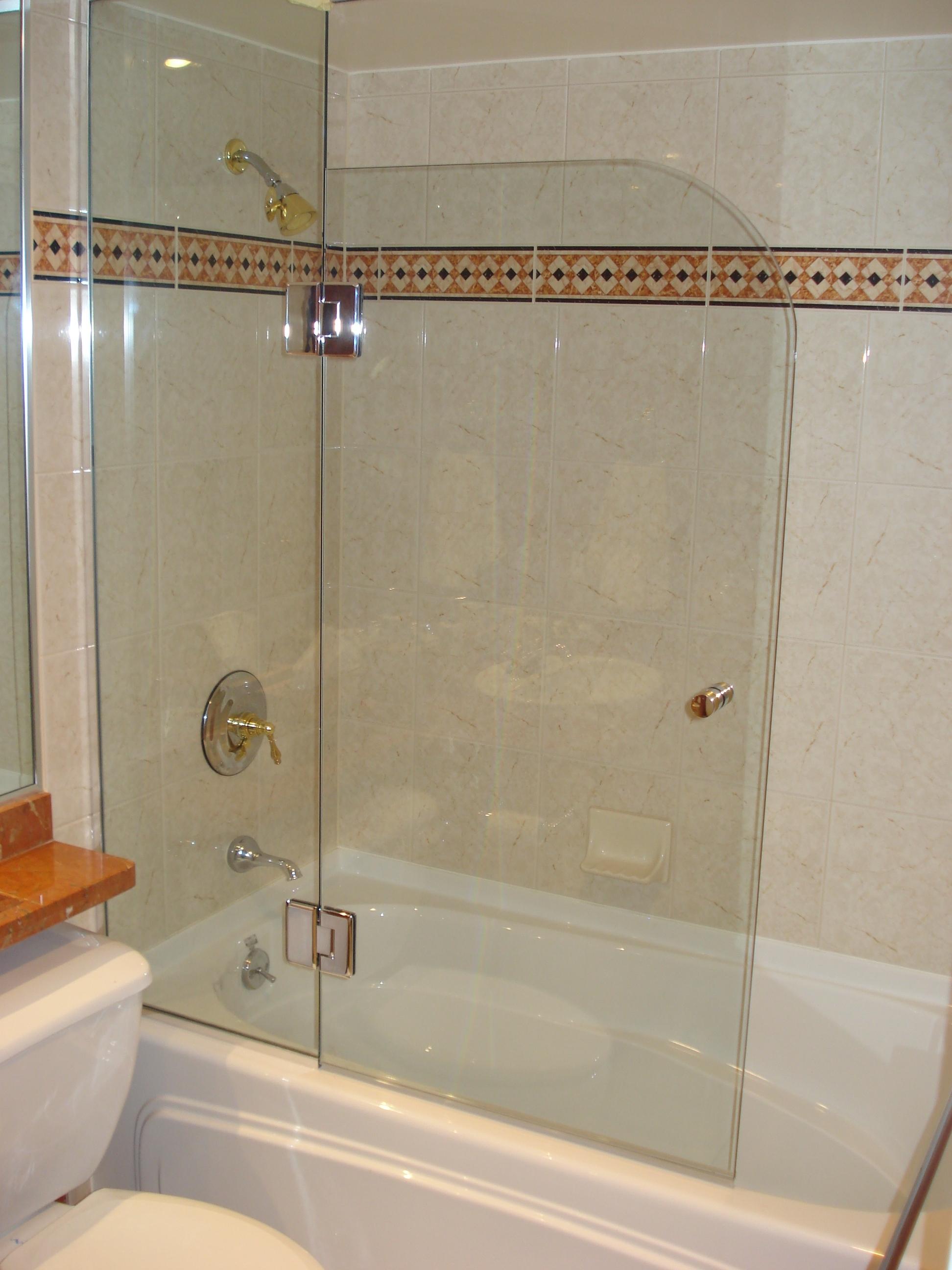 European Style Kristy Glass Frameless Shower Doors