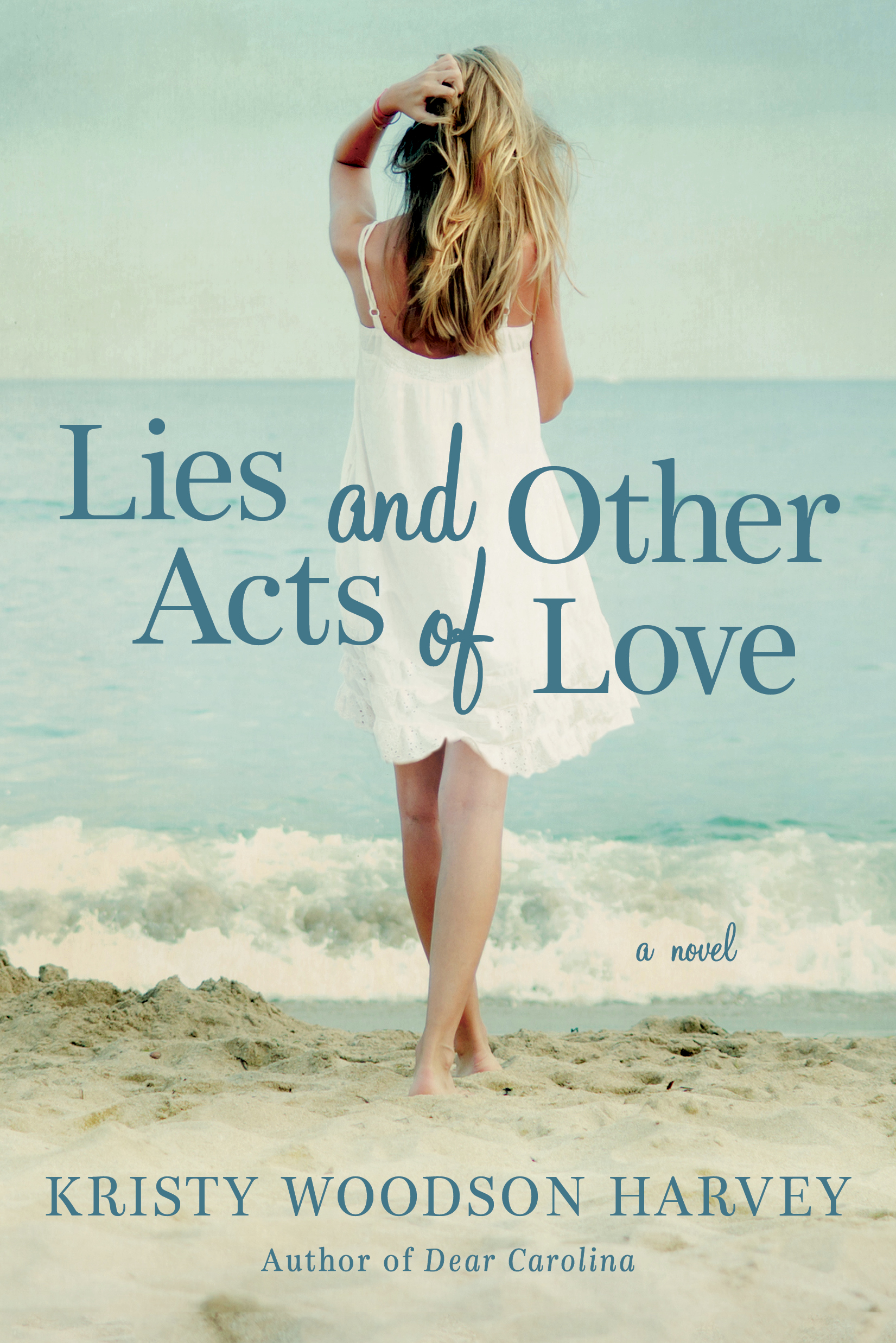 Lies And Other Acts Of Love Cover Reveal