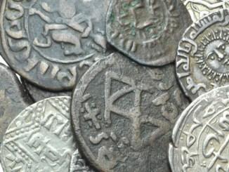 moneta medievale oresme