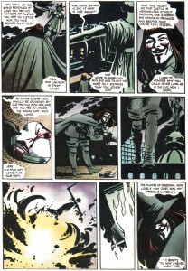 Guy Fawkes - strip