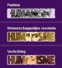 humanistische canon - logo