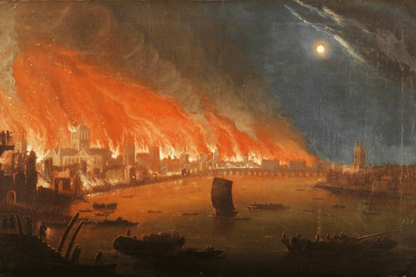 fire of londen