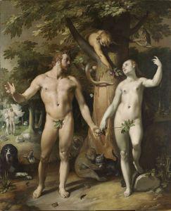 Cornelis_van_Haarlem_-_De_zondeval