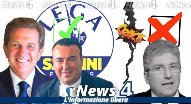 Lega, la Sezione di Crotone sarà guidata dall'avv. Calabretta. Il commissario Saccomanno ribadisce: tutti gli incarichi sono stati azzerati il 24 gennaio, compreso quello di Cerrelli.