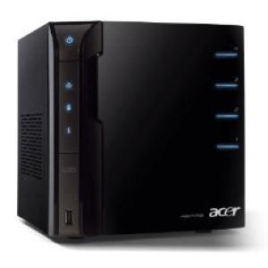 Frontansicht des Acer H341 geschlossen