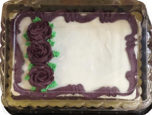 Bakery Fresh Goodness 1 4 Sheet Chocolate Cake 47 Oz Fred Meyer