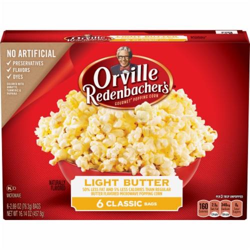light butter popcorn