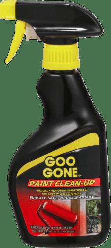 fred meyer goo gone paint clean up spray 14 fl oz