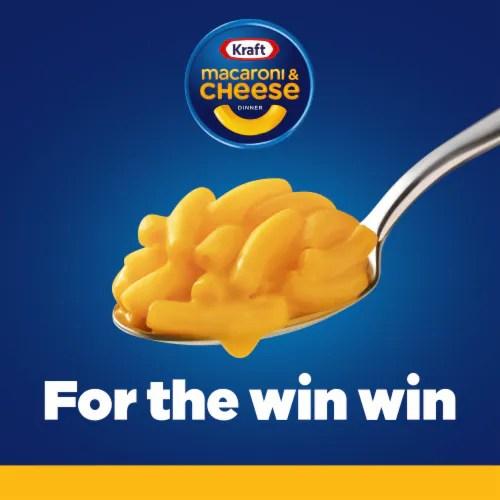 kraft easy mac original flavor macaroni cheese cups 4 ct 2 05 oz