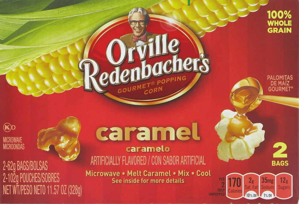 orville redenbacher s caramel popcorn