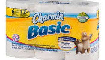 Charmin Mega Roll Bath Tissue As Low As $4.99! - Kroger Couponing