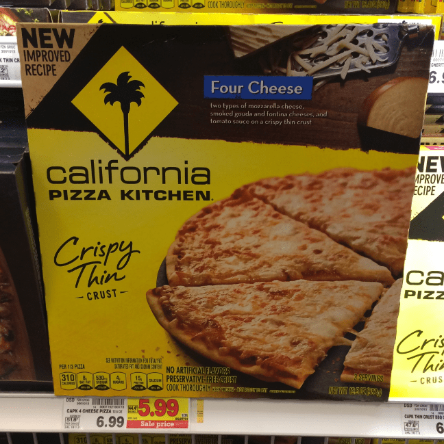 California Pizza Kitchen Coupons Printable
